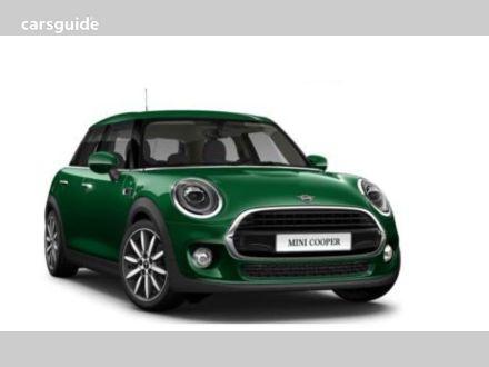 2021 Mini 5D Hatch