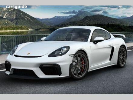 2021 Porsche 718
