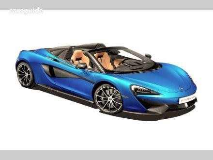 2021 McLaren 570S