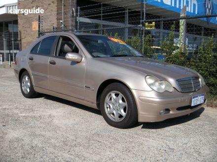 2004 Mercedes-Benz C200