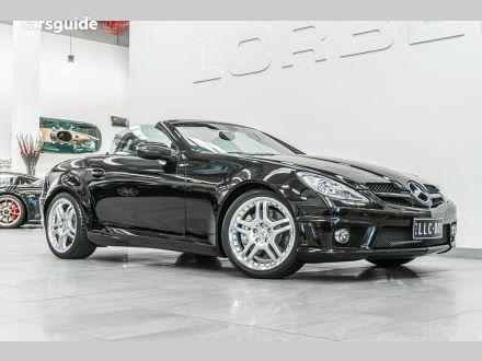 2008 Mercedes-Benz SLK55