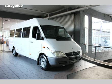 2005 Mercedes-Benz Sprinter