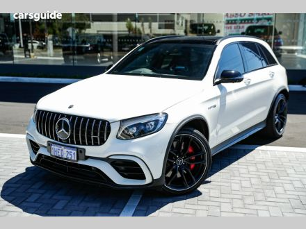 2018 Mercedes-Benz GLC63