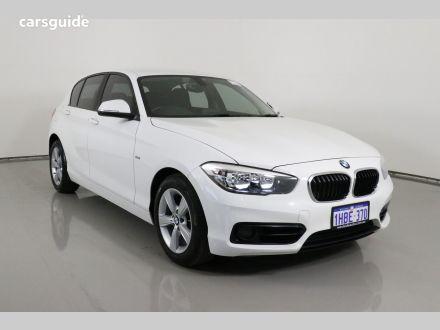 2016 BMW 118I