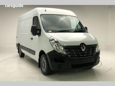 2017 Renault Master