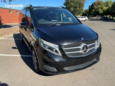 2015 Mercedes-Benz V250