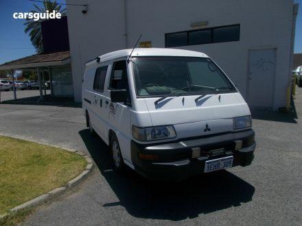 2008 Mitsubishi Express