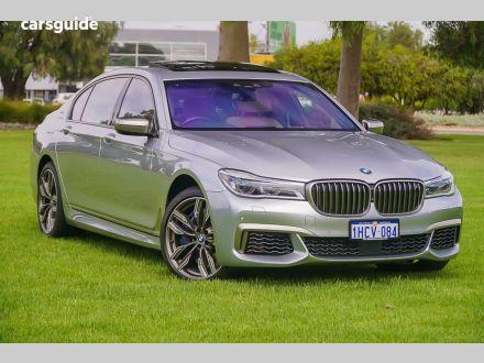 2017 BMW 760LI