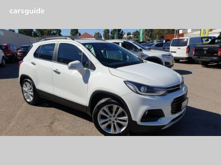 2018 Holden Trax