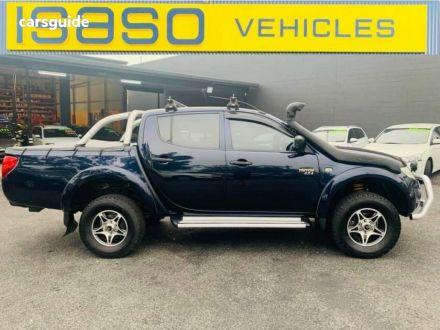 2011 Mitsubishi Triton