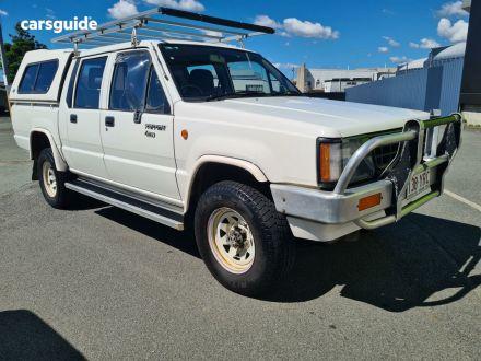 1991 Mitsubishi Triton
