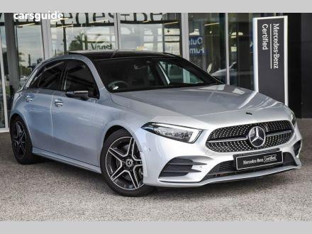 2019 Mercedes-Benz A250