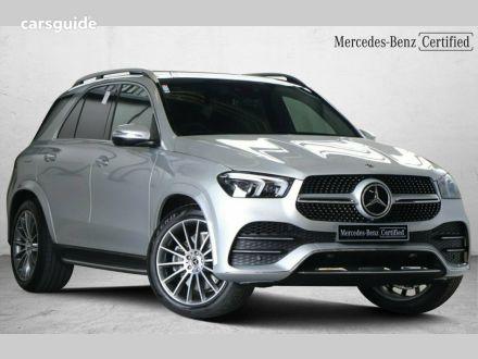 2020 Mercedes-Benz GLE400
