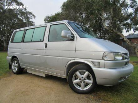 2004 Volkswagen Caravelle