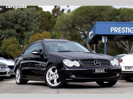 2003 Mercedes-Benz CLK500
