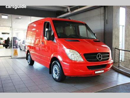 2009 Mercedes-Benz Sprinter