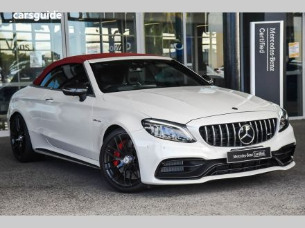 2019 Mercedes-Benz C63