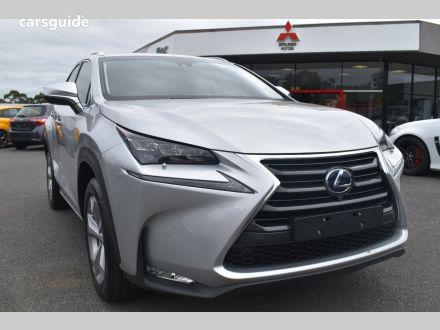 2014 Lexus NX300H