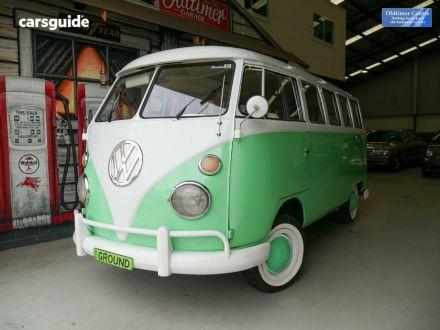 1965 Volkswagen Kombi