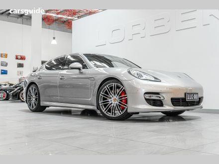 2009 Porsche Panamera