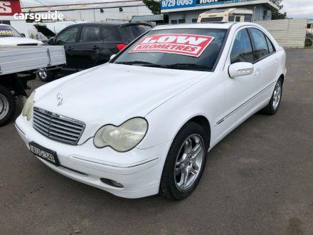 2000 Mercedes-Benz C200