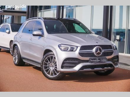 2019 Mercedes-Benz GLE400