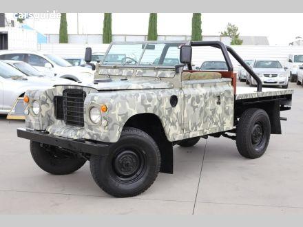 1976 Land Rover Rover