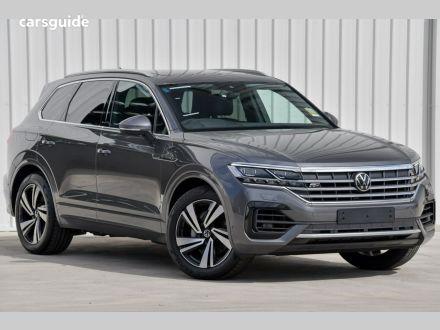 2021 Volkswagen Touareg