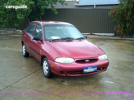 1998 Ford Festiva