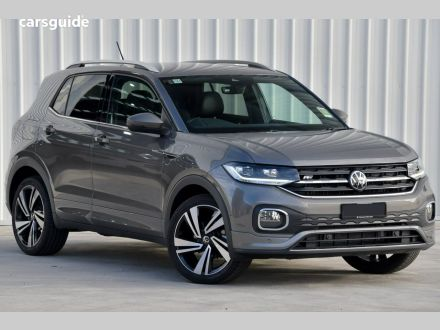 2021 Volkswagen T-Cross