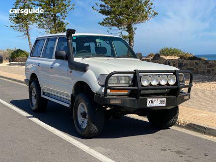 1993 Toyota Landcruiser