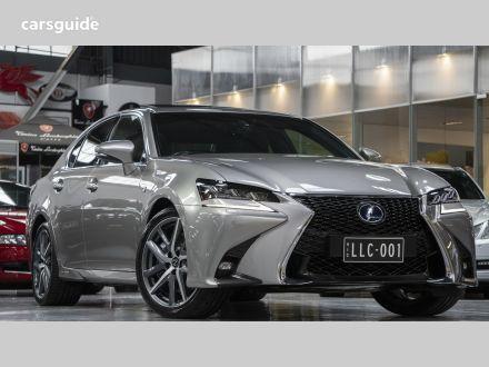 2016 Lexus GS450H