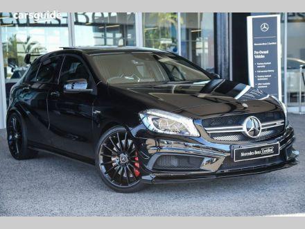 2015 Mercedes-Benz A45