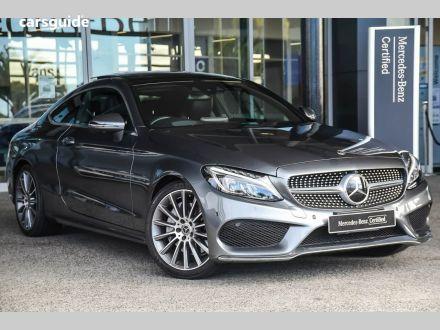 2018 Mercedes-Benz C300