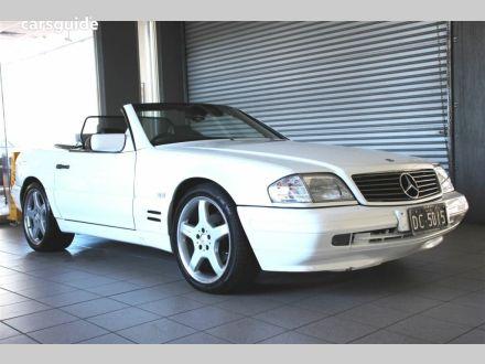 1996 Mercedes-Benz SL280