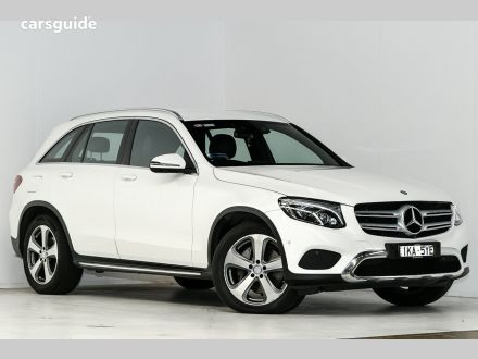 2016 Mercedes-Benz GLC220
