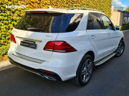 2015 Mercedes-Benz GLE250