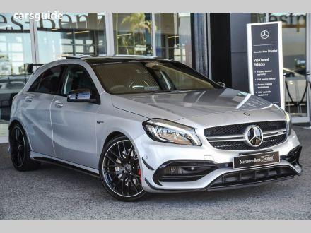 2017 Mercedes-Benz A45
