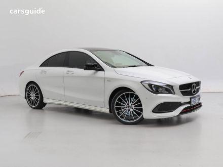 2019 Mercedes-Benz CLA250