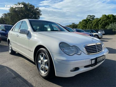 2002 Mercedes-Benz C200