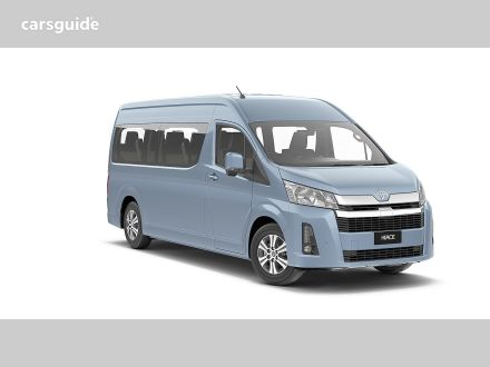 2021 Toyota Hiace