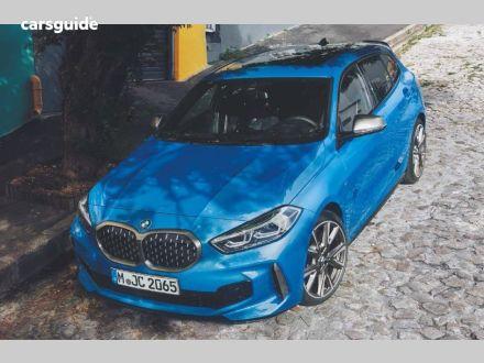 2021 BMW 118I