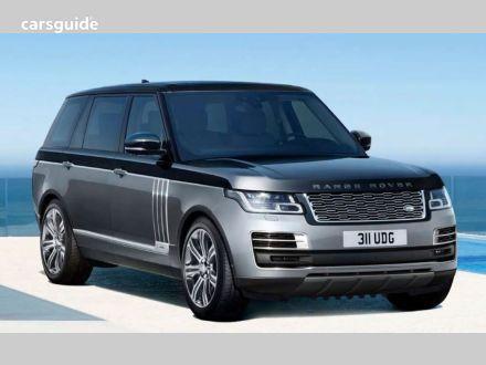 2021 Land Rover Range Rover Autobiograph