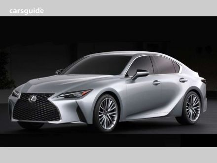 2021 Lexus IS300H