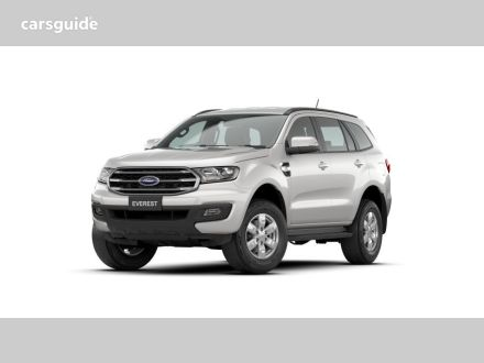2021 Ford Everest
