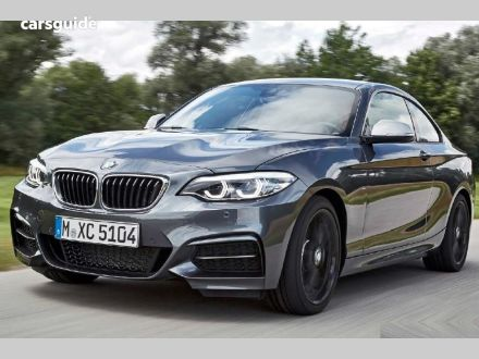 2021 BMW M240I