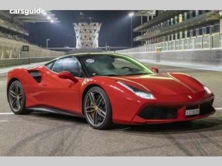 2021 Ferrari 488