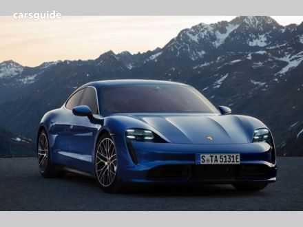 2021 Porsche Taycan