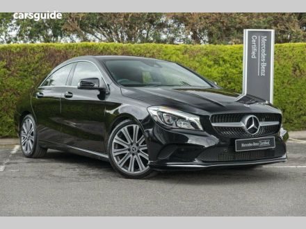 2018 Mercedes-Benz CLA200