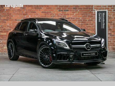 2018 Mercedes-Benz GLA45